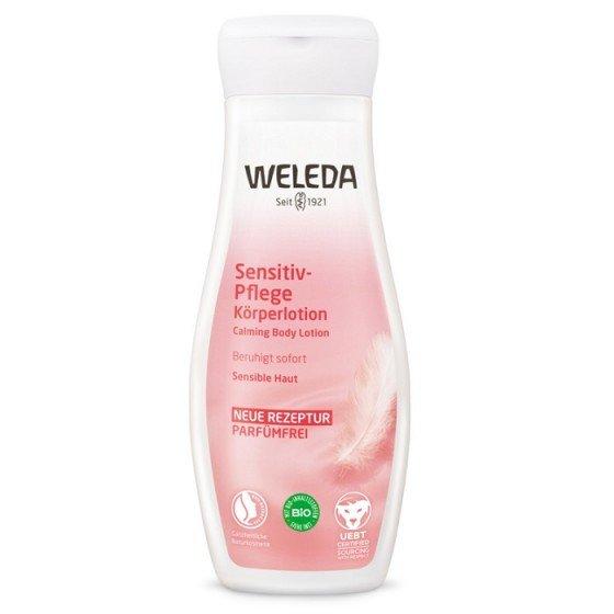 WELEDA / ВЕЛЕДА Лосион за тяло без аромат 200 мл
