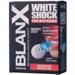 BlanX / БЛАНКС White Shock Power White система за избелване на зъби със шина с LED светлина