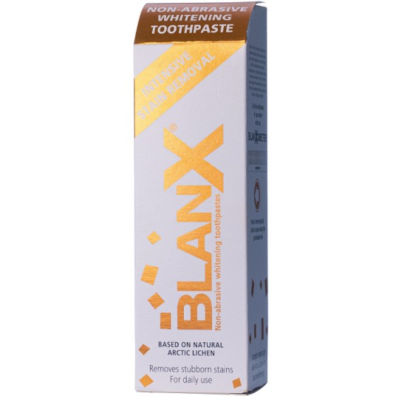 BlanX / БЛАНКС Intensive Stain Removal избелваща паста за зъби
