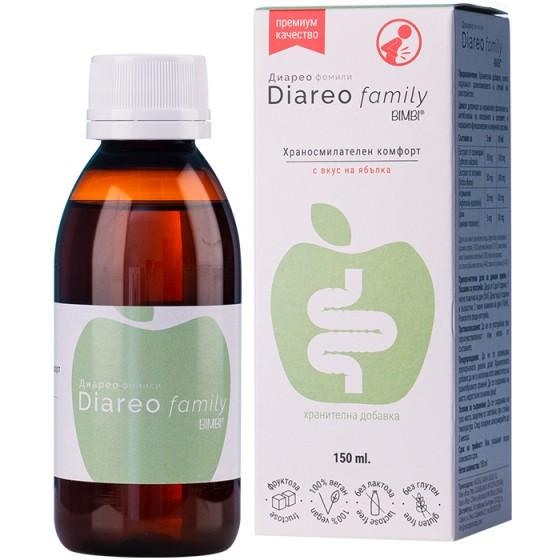 Diareo Family / Диарео Фемили: спрете диарията по правилния начин!