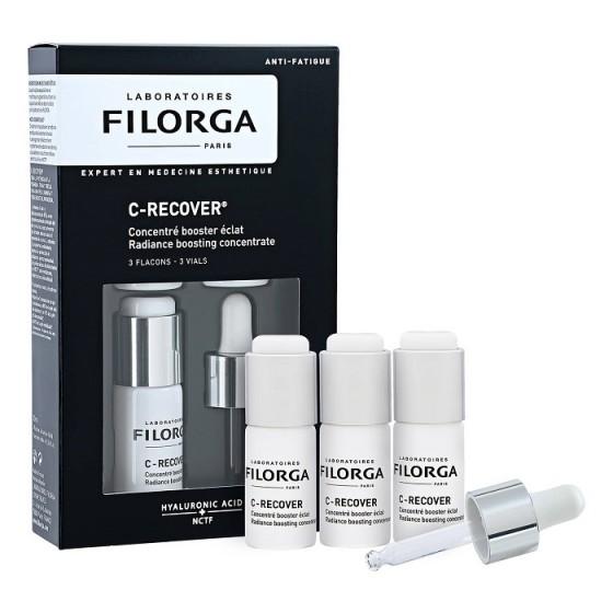 FILORGA / ФИЛОРГА C-Recover концентрат срещу признаците на умора 3 флакона по 10 мл