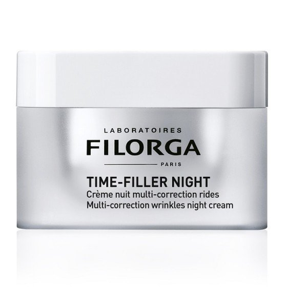 FILORGA / ФИЛОРГА Time Filler Night нощен крем срещу бръчки 50 мл