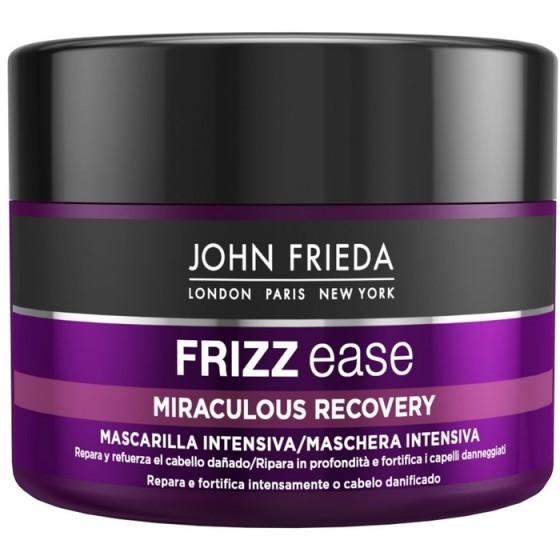 JOHN FRIEDA Frizz Ease Miraculous Recovery / ДЖОН ФРИДА подхранваща маска за изтощена коса 150 мл
