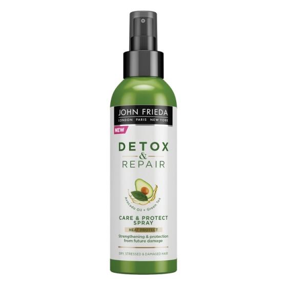 JOHN FRIEDA Detox&Repair / ДЖОН ФРИДА спрей за грижа и защита на косата 200 мл