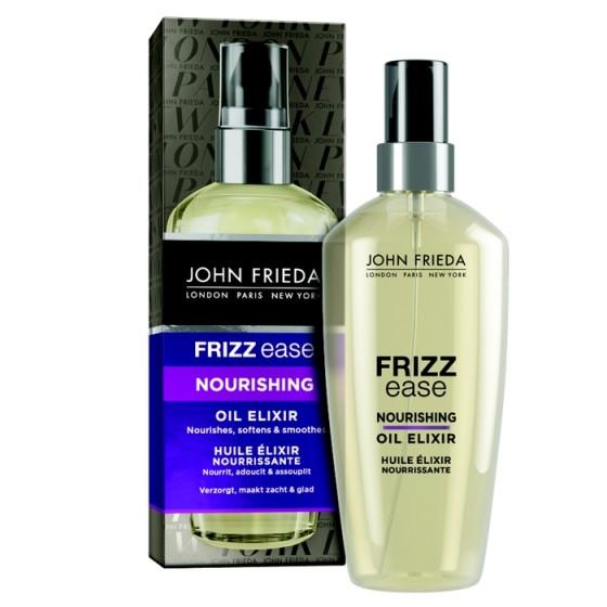 JOHN FRIEDA Frizz-Ease / ДЖОН ФРИДА подхранващо олио еликсир 100 мл