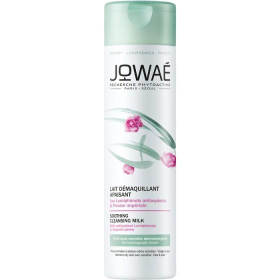 JOWAE Почистващо мляко за чувствителна кожа 400 мл