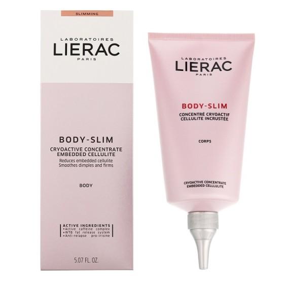 LIERAC Body Slim / ЛИЕРАК Интензивен криоактивен концентрат за борба с целулита 150 мл