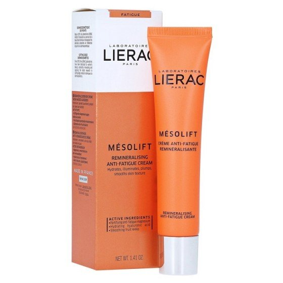 LIERAC Mesolift / ЛИЕРАК Мезолифт крем за тонизиране и блясък 40 мл