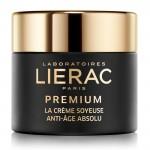 LIERAC Premium / ЛИЕРАК Премиум Копринен крем за нормална и комбинирана кожа 50 мл