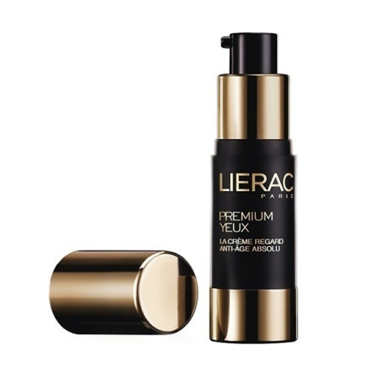 LIERAC Premium / ЛИЕРАК Премиум Мулти-корективен околоочен контур 15 мл