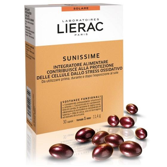 LIERAC Sunissime / ЛИЕРАК Сънисим капсули за здравословен тен 30 бр.