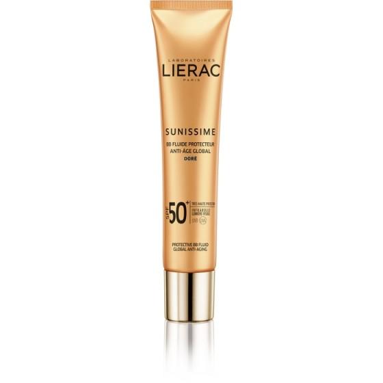 LIERAC Sunissime / ЛИЕРАК Сънисим слънцезащитен флуид лице SPF50 40 мл