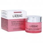 LIERAC Supra Radiance / ЛИЕРАК Супра Радианс възстановяващ антиоксидантен крем за нормална към суха кожа 50 мл