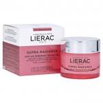 LIERAC Supra Radiance / ЛИЕРАК Супра Радианс възстановяващ антиоксидантен гел-крем за нормална и комбинирана кожа 50 мл
