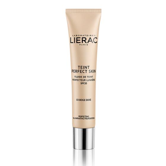 LIERAC Perfect Skin / ЛИЕРАК фон-дьо-тен 03 Golden Beige с SPF20 30 мл