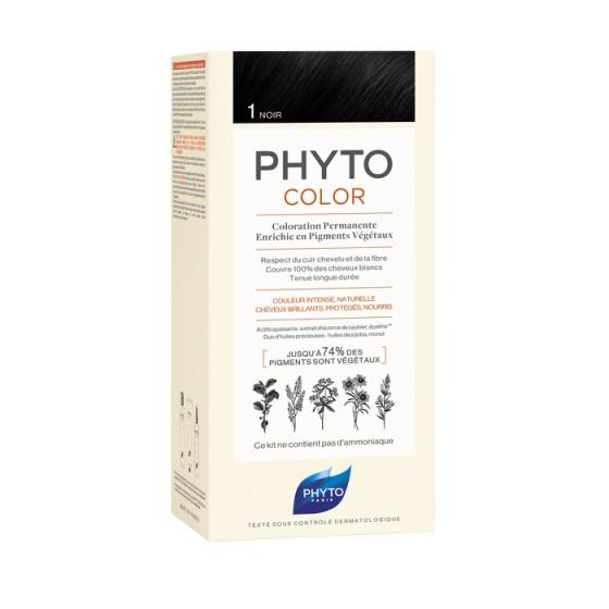 PHYTOcolor / ФИТО Боя за коса 1 Черно