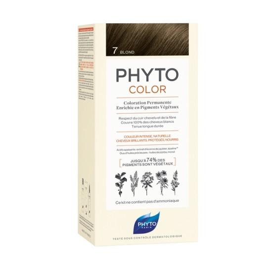 PHYTOcolor / ФИТО Боя за коса 7.3 Русо