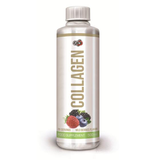 PURE NUTRITION Collagen Liquid течен колаген 500 мл