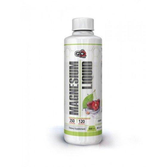 PURE NUTRITION Magnesium Liquid течен магнезий с витамин C 500 мл