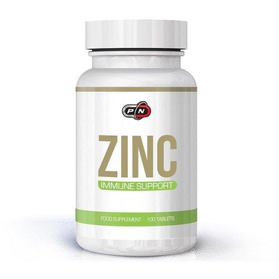 PURE NUTRITION Zinc Picolinate / Цинк пиколинат 50 мг 100 таблетки
