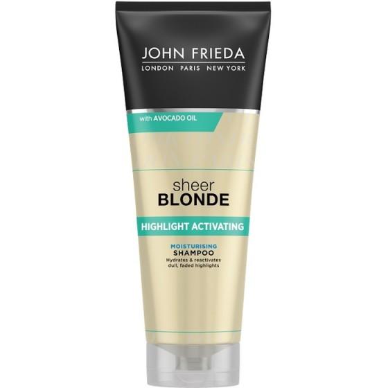 JOHN FRIEDA Sheer Blonde / ДЖОН ФРИДА хидратиращ шампоан за руса коса 250 мл
