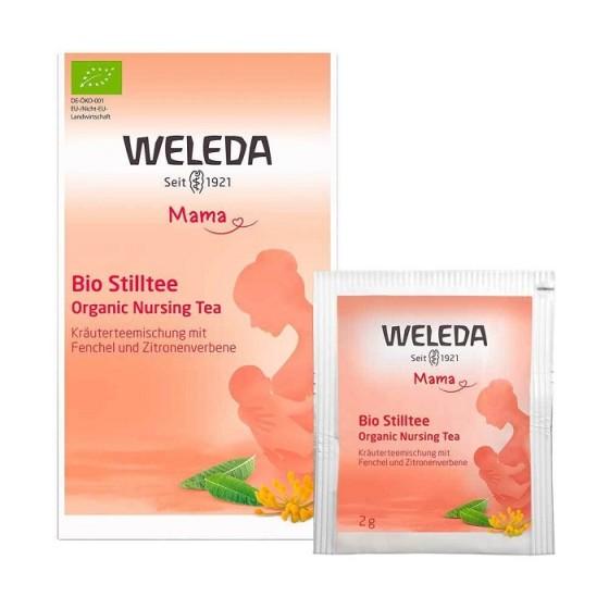 WELEDA / ВЕЛЕДА Чай за кърмачки 20 бр