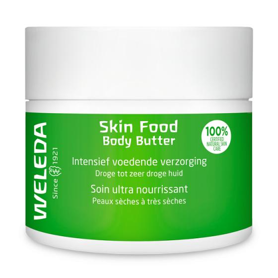 WELEDA Skin Food / ВЕЛЕДА мус-масло за тяло 150 мл