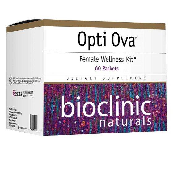Natural Factors Opti Ova 60 сашета за женско репродуктивно здраве