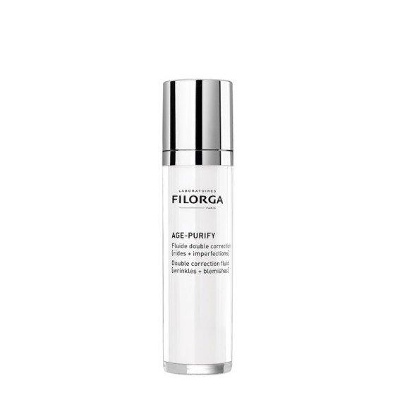 FILORGA Age Purify Fluide / ФИЛОРГА флуид за лице с двойно коригиращо действие 50 мл