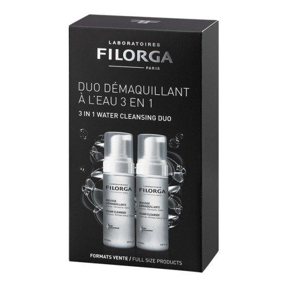 FILORGA Cleansing Duo / ФИЛОРГА комплект почистваща пяна 2 х 150 мл