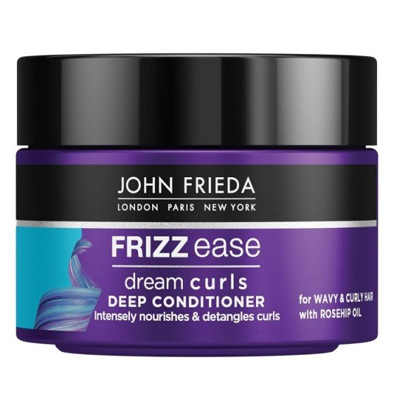 JOHN FRIEDA Frizz Ease / ДЖОН ФРИДА маска за подсилване и хидратиране на къдрици 250 мл