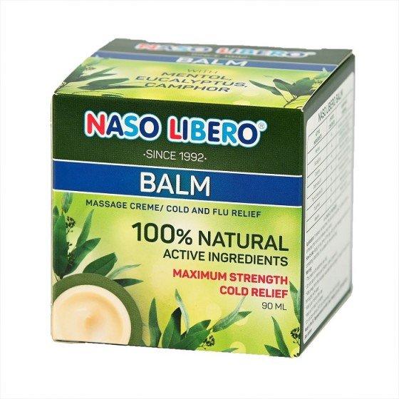 NASO LIBERO BALM / НАЗО ЛИБЕРО балсам за разтривки 90 мл
