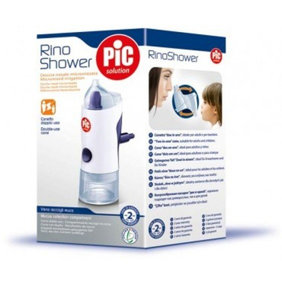 PIC solution / Пик сълюшън Микронизиран назален душ Rino Shower