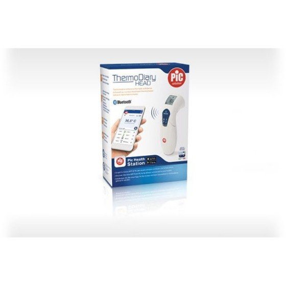 PIC solution / Пик сълюшън Термометър Thermo Diary Ear