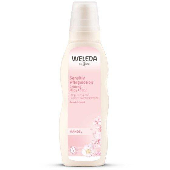 WELEDA / ВЕЛЕДА Лосион за тяло с бадем за чувствителна кожа 200 мл