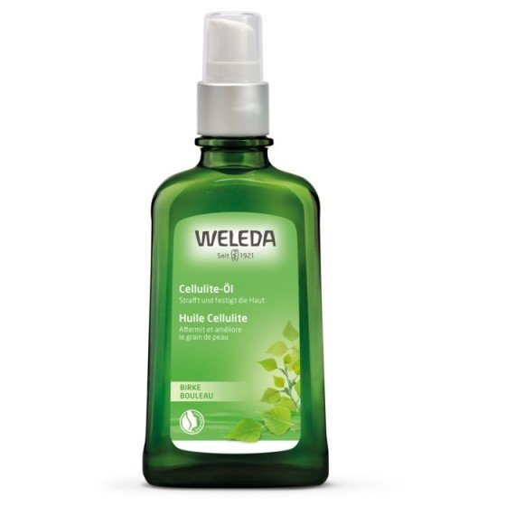 WELEDA / ВЕЛЕДА Масло с бреза против целулит 200 мл