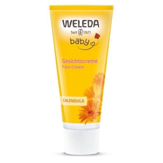 WELEDA / ВЕЛЕДА подхранващ крем за лице с невен, 50 МЛ