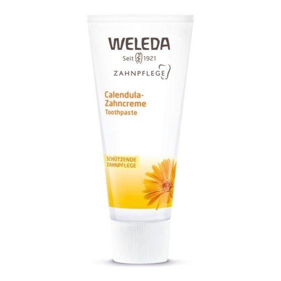 WELEDA / ВЕЛЕДА Паста за зъби с невен 75 мл