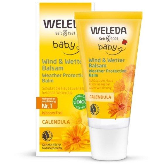 WELEDA / ВЕЛЕДА защитен балсам с невен 30 мл