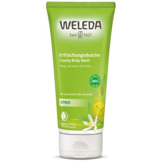 WELEDA / ВЕЛЕДА Душ-гел с цитрус 200 мл