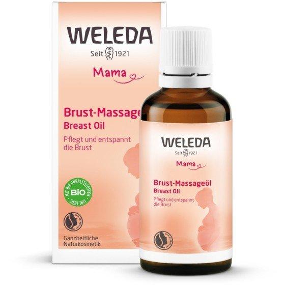 WELEDA / ВЕЛЕДА Масло за гърди 50 мл