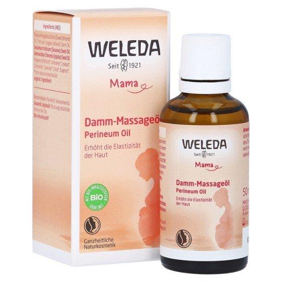 WELEDA / ВЕЛЕДА Масло за перинеум 50 мл