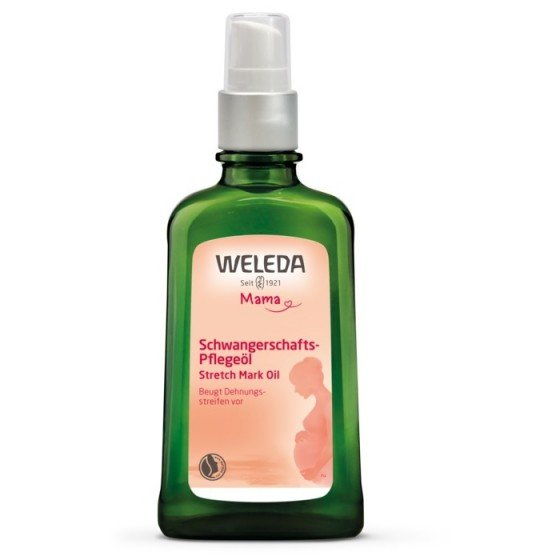 WELEDA / ВЕЛЕДА Масло за бременни 100 мл