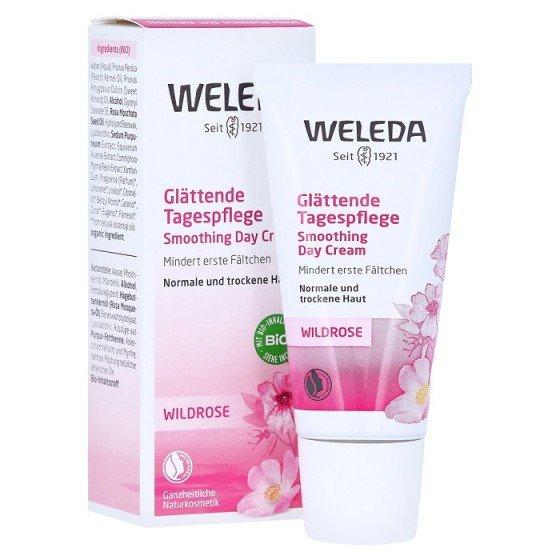WELEDA / ВЕЛЕДА дневен крем с шипка 30 мл