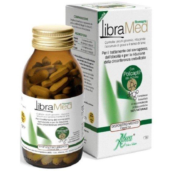 LIBRAMED / ЛИБРАМЕД за отслабване 138 таблетки