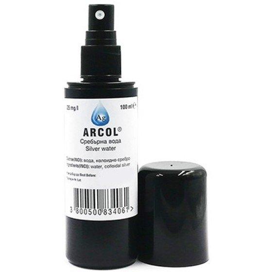 ARCOL / АРКОЛ сребърна вода спрей 100 мл