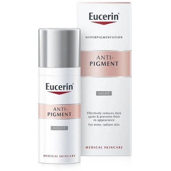 EUCERIN Antipigment / ЕУЦЕРИН анти-пигмент нощен крем 50 мл