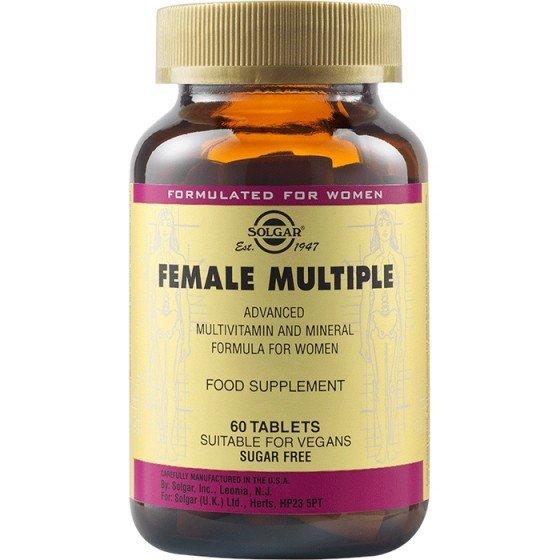 Solgar / Солгар Мултивитамини за жени 60 таблетки
