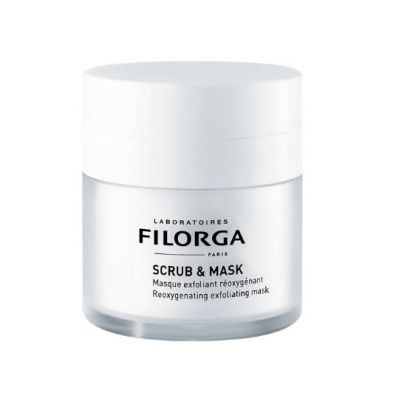 FILORGA / ФИЛОРГА Scrub Mask ексфолираща маска с двойно действие 55 мл