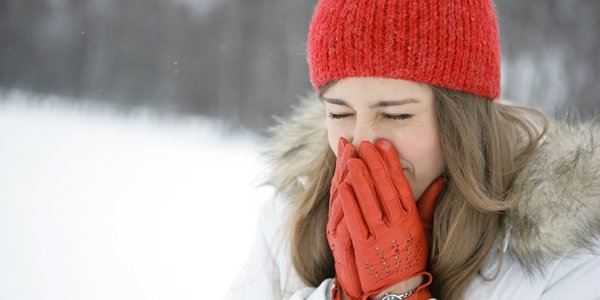 Как ни разболява студът (инфографика)